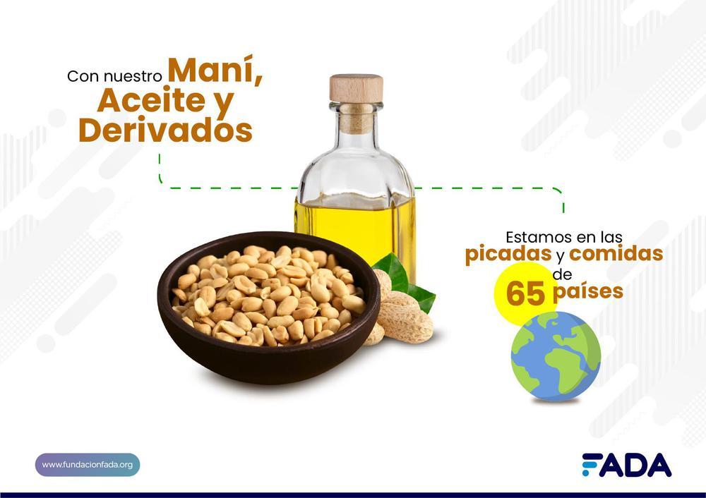 expo mani, aceite y derivados