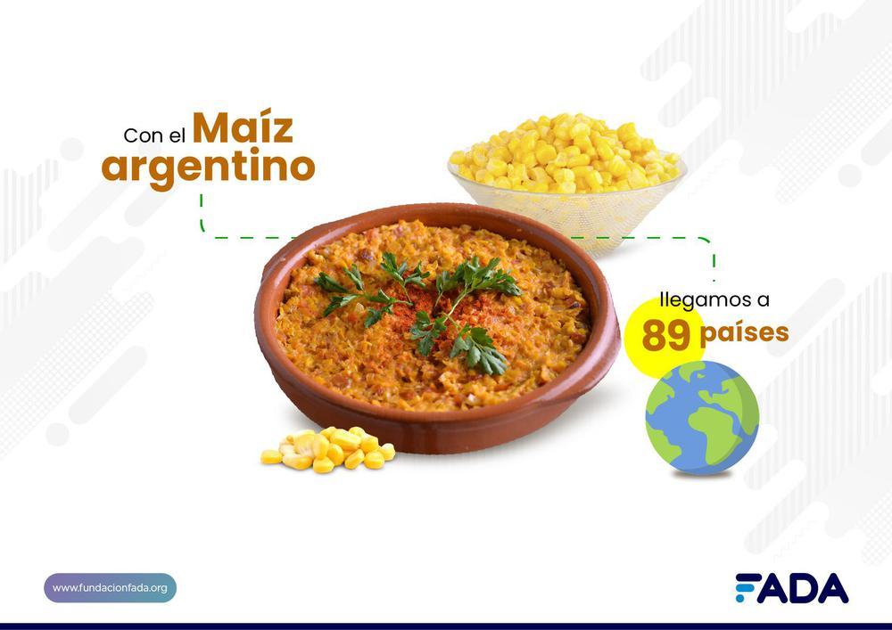 Expo maiz argentino
